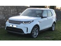 Land Rover Range Rover discovery 3.0 hse 7 seater white sport 2017 17 plate