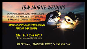 portable Welding, Mobile Welding, Onsite Welding Peterborough Peterborough Area image 3