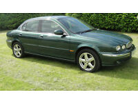 Jaguar X-TYPE 2.5 V6 SE - BEAUTIFUL CAR