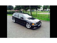 "£240 ONO - 17"" Genuine BMW alloys with good tyres"