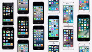 Assorted iPhones for Sale