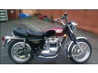 Wanted motor bike for winter project
