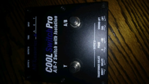 CoolSwitchPro  Aby switch for stereo setup