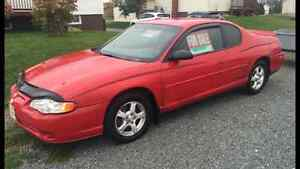 2003 Chevrolet Monte Carlo Other