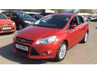 2012 Ford Focus 2.0 TDCi 163 Titanium X Powers Automatic Diesel Hatchback