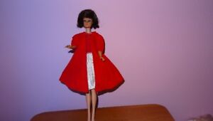 Ancienne Poupée Barbie Fashion Queen 1963 Vintage Doll