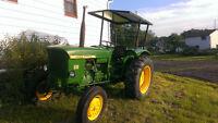 John Deere Traktor for sale