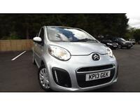 Citroen C1 Rue, Free road tax. 2013 VTR, Full Hist, Lady Owner, Glasgow Scotland