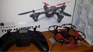 Hubsan CAMERA Quadcopter / Drone - Flips (BRAND NEW RTF ) RC Melbourne CBD Melbourne City Preview