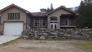 Beautiful Immaculate Slocan Home