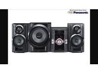 Panasonic HIFI 5 CD MP3 CHANGERS MODEL NUMBER SA-AK770