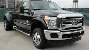 2015 Ford F-350 LARRIAT Double Roues