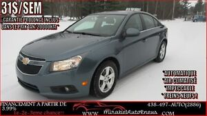 Chevrolet Cruze *GARANTIE 1 AN * LT Turbo 2012