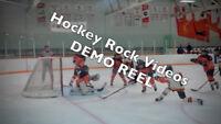 Hockey/Box Lacrosse/Broomball/Arena sport Videos