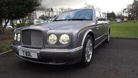 Bentley Arnage R. 6.8 Auto, Glasgow Scotland