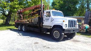 Boom Truck Coffrage (48``Boom)
