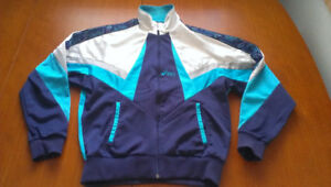 3 Previously worn track jackets - Arena & Asics