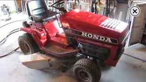 Honda HT3813 Lawn / Garden Tractor