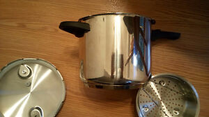 new stainless steel pressure cooker Kitchener / Waterloo Kitchener Area image 7