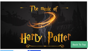 WANTED! 2 ESO Harry Potter tickets at the Winspear