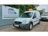 2013 Ford Transit Connect 1.8TDCi ( 90PS ) DPF T230 LWB, ONE COMPANY OWNED, 108K