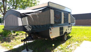 2015 Palomino 10ft. Pop-up tent trailer for sale