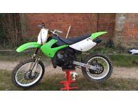 Kx85 motocross bike Project