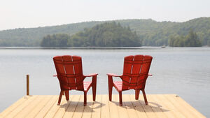 WANTED: Waterfront Land in Haliburton / Dorset