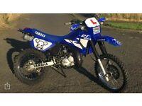 Yamaha DT125R 2003 fully road legal 10 months MOT