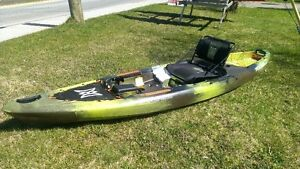 Perception Pescador Pro Angling Kayak 12.0