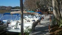 Spillway Mobile and RV park with Marina, Great Income
