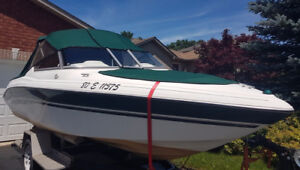 Looking for a bowrider boat 16-19 ft.