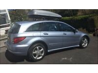 Mercedes R320 R Class W251 MPV 4x4 people carrier