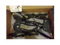 Mens Nike GoFlex - E inline skates/roller blades UK size 11