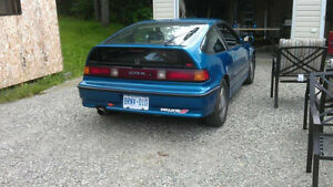 1990 Honda CRX Coupe (2 door)