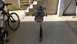 Reese 4 Bike Trailer Hitch Carrier