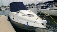Doral 270 SC 1996 ** Excellent for new boaters and families **