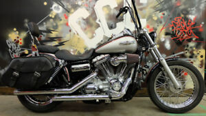 2009 Harley Davidson Dyna. Everyones approved. $349 per month.