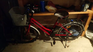 1 year old E-BIKE only $800!!