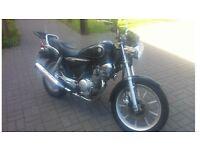 Yamaha YBR Custom 125cc