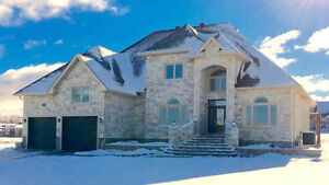 CUSTOM BUILT 3500 SQ.FT. HOME IN ARROWHEAD ESTATES