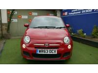 2013 Fiat 500 1.2 SPORT ! Hatchback Petrol Manual