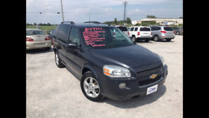 2008 Chevrolet Uplander LT 132K's! Certified & Warrantied!