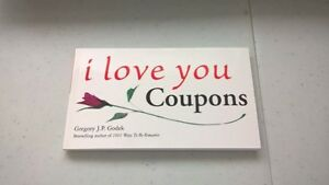 "book: ""I Love You Coupons"" by Gregory J. P. Godek"