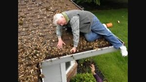 Professional eavestrough cleaning and leaf guard installer.  Kingston Kingston Area image 1