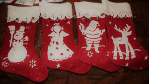 Pottery Barn Christmas stockings