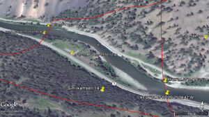Placer Gold Claim - Similkameen River, near Princeton, BC - S14