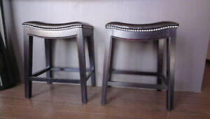 Counter height Stools - 2 for $50