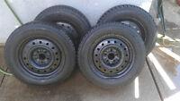 16' Toyo Observe G-02 Plus Snow Tires FOR SALE