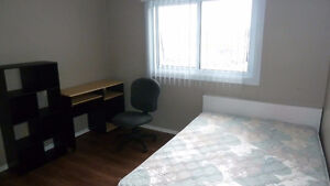 NICE FURNISHED ROOM,  ALL utilities and WiFi included - May 1st